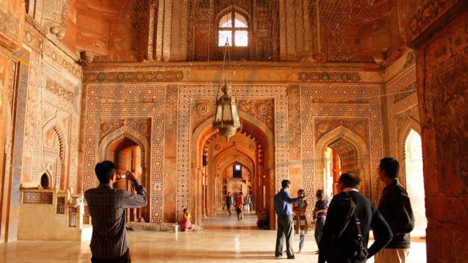 agra honeymoon Fatehpur Sikri