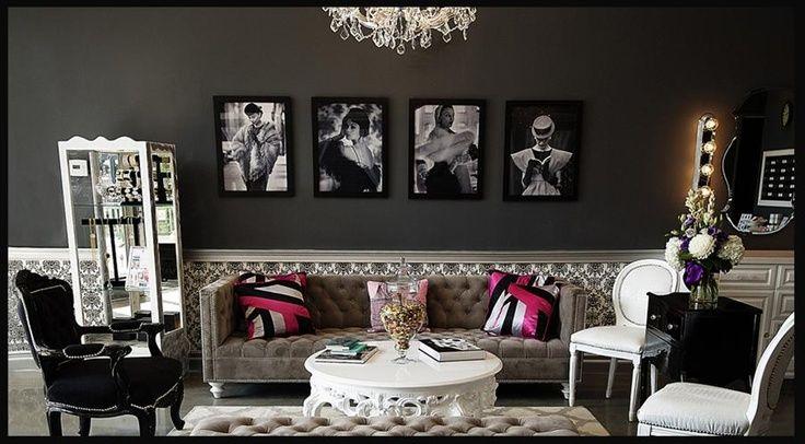 hollywood glam homes