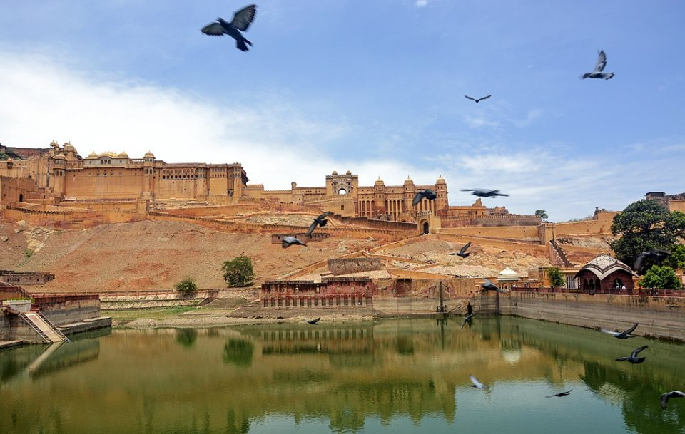 jaipur honeymoon Jaigarh Fort
