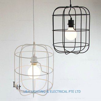 cage pendant lighting