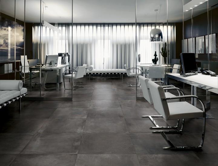 concrete flooring tiles
