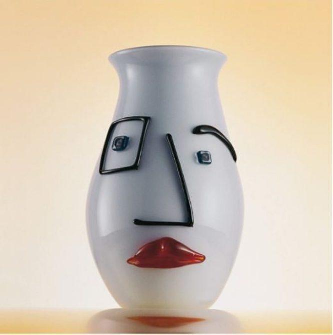art vase murano glass
