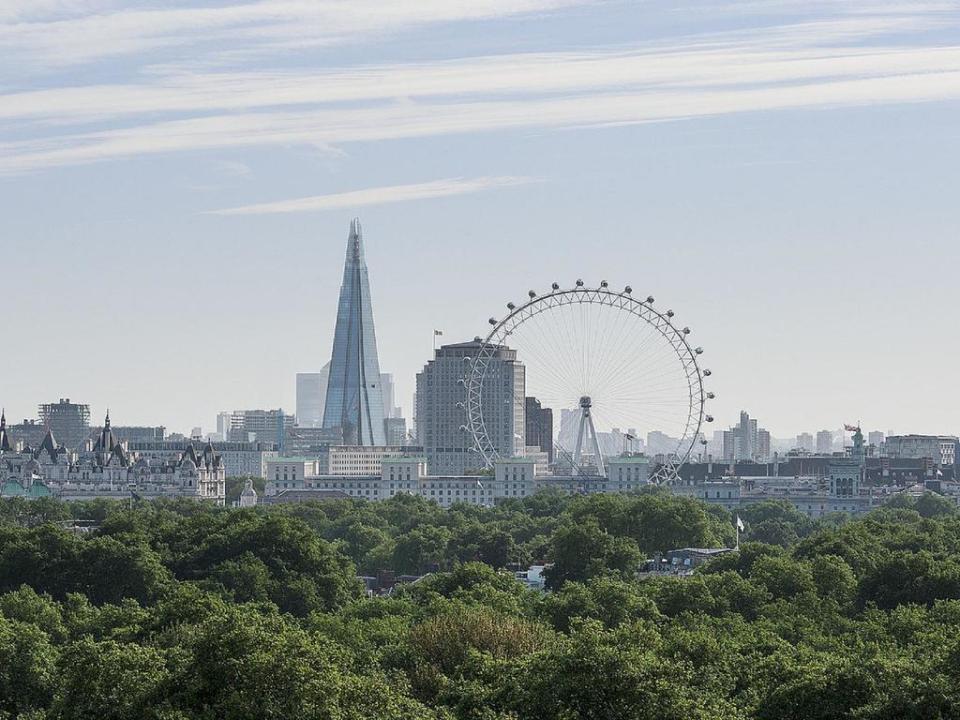 Four Seasons London Hotels Park Lane