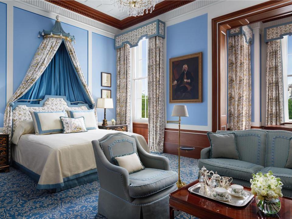 The Lanesborough - an Oetker Collection Hotel London Hotels Honeymoon