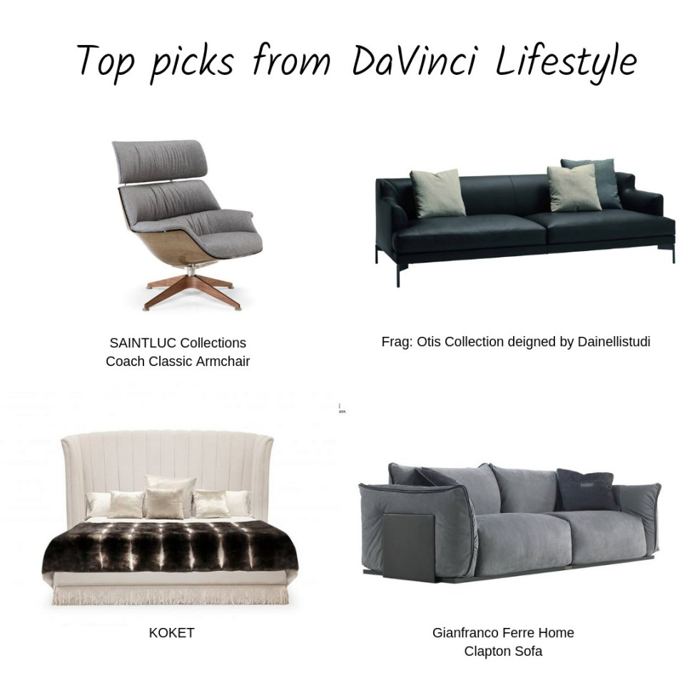 luxury furniture stores singapore da vinci lifestyle top picks