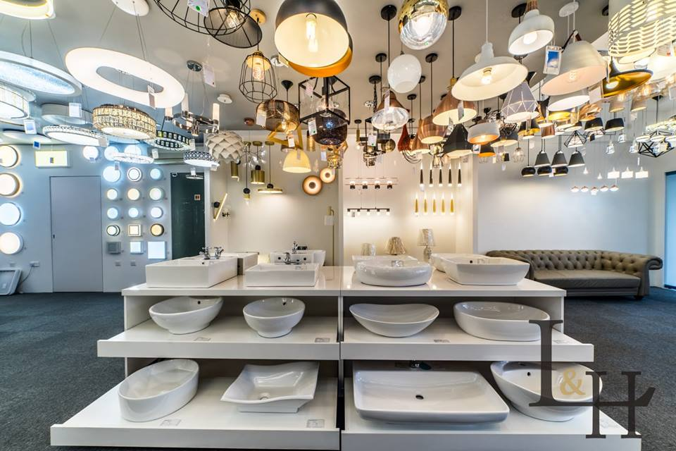 L&H Lighting shops singapore