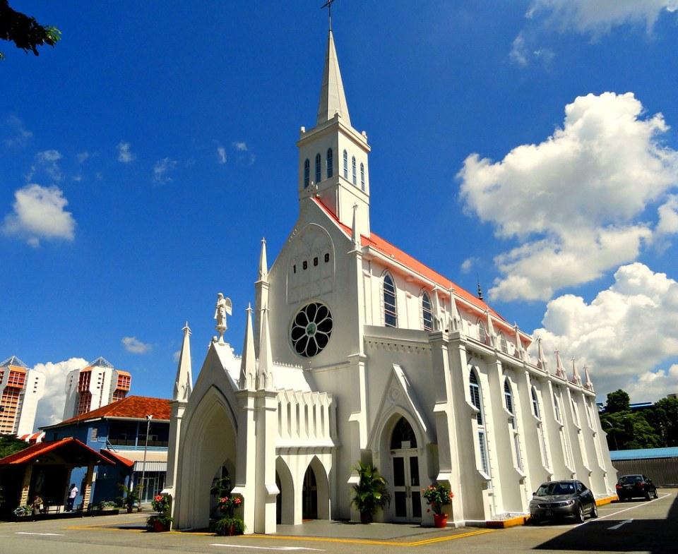 churches Church of Our Lady of Lourdes