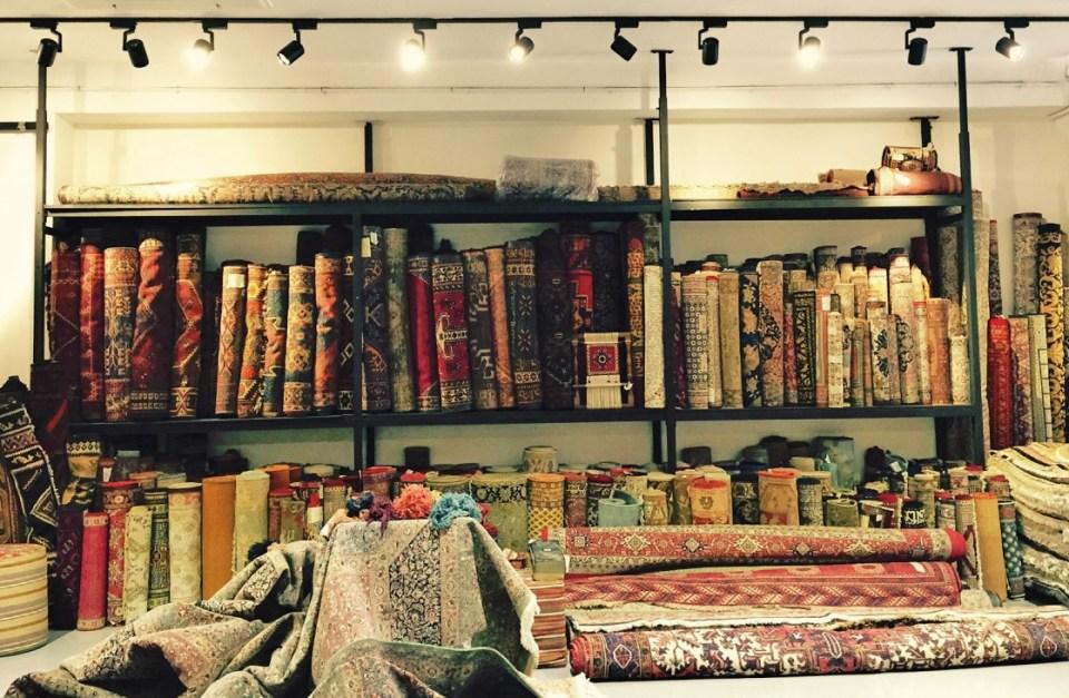 rugs store singapore Hassans Carpets