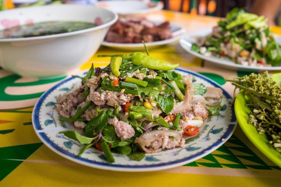 Pa Kham Than Restaurant