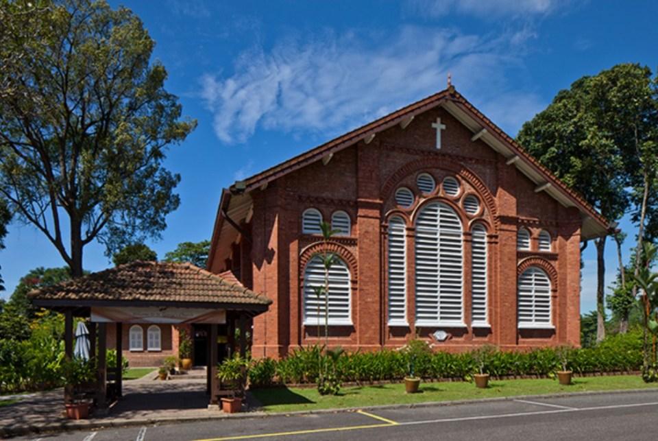Saint George's Church (Anglican)