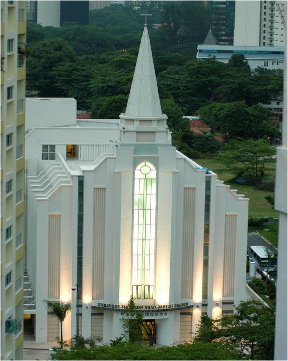churches singapore Thomson Road Baptist Church