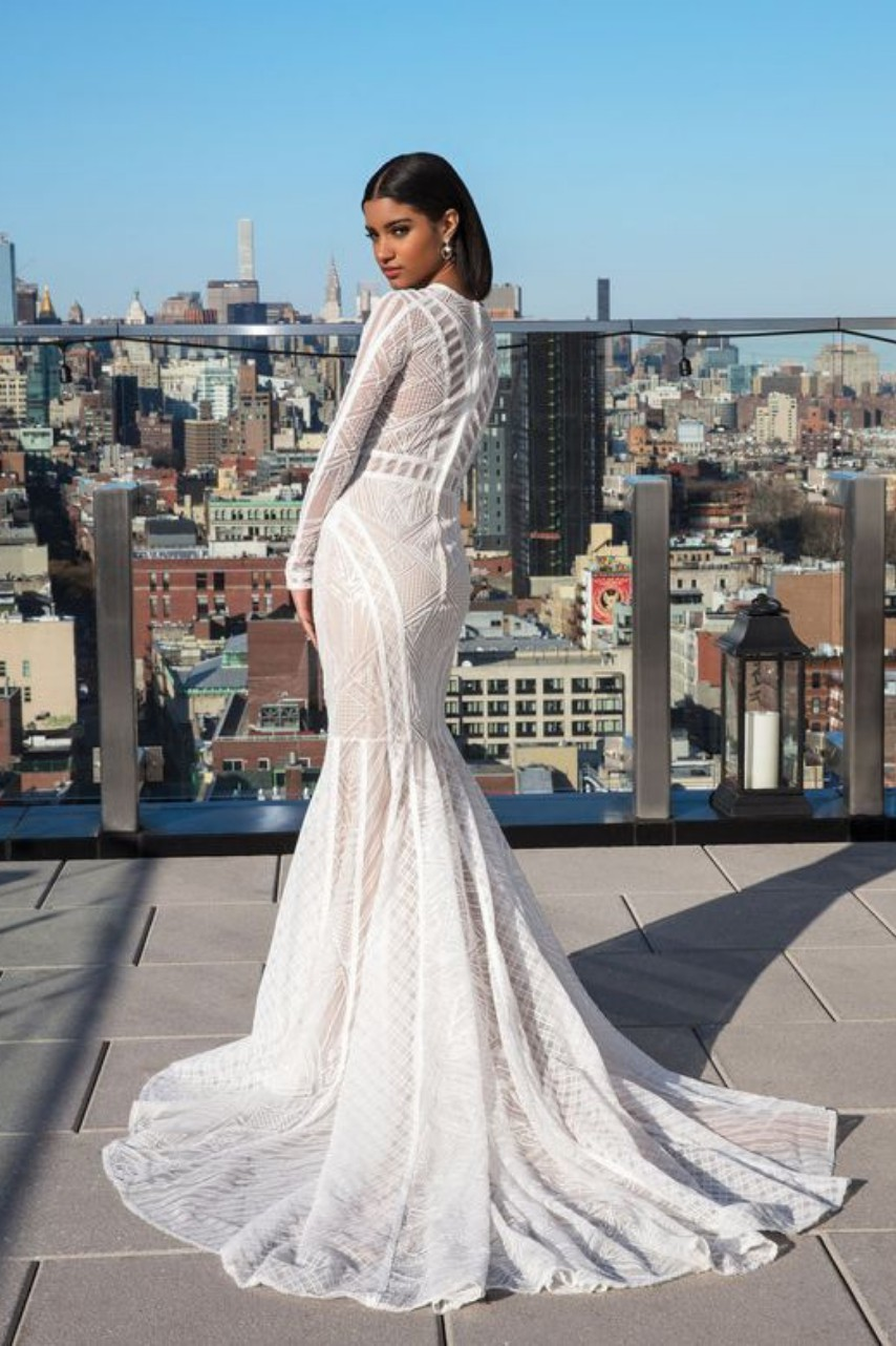 bridal gown trends Justin Alexander