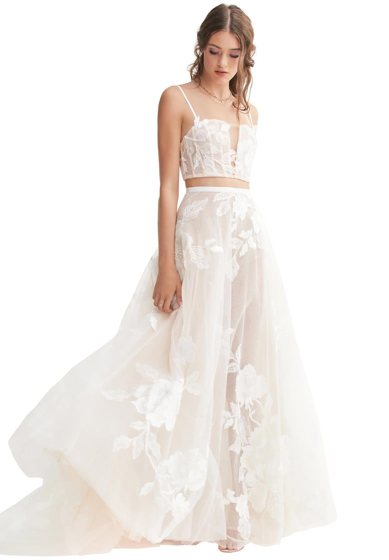 bridal gown trends Willowby