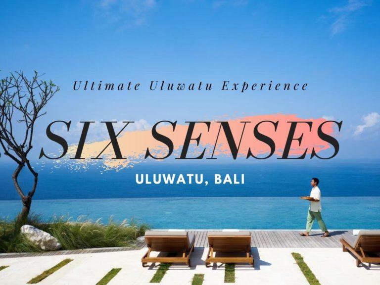 Six Senses Uluwatu Bali Cover