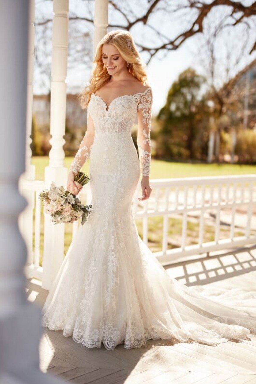 Top 11 Bridal Gown Trends Of 2019 2020 The Wedding Vow