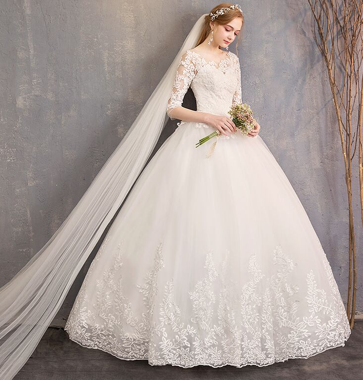 the wedding gown - 51% OFF - tajpalace.net