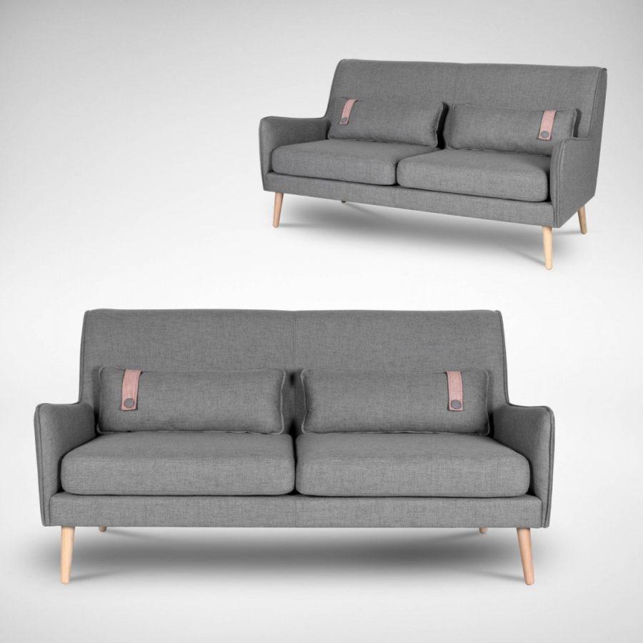 comfort design Michigan 2.5–Seater Sofa