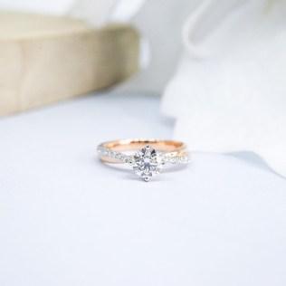 Wedding Ring Singapore Michael Trio