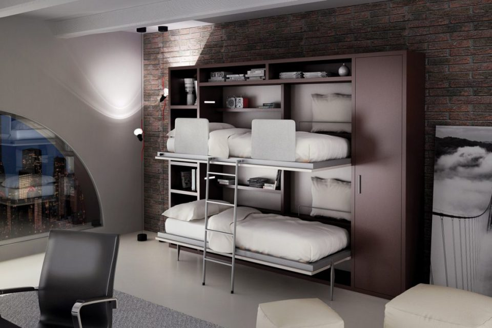 space saving furniture singapore Spaceman