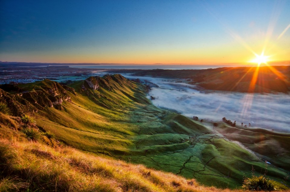 new zealand north island honeymoon hawkes bay