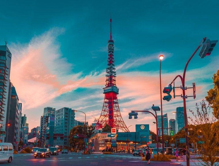 In top japan sites tokyo 12 Top