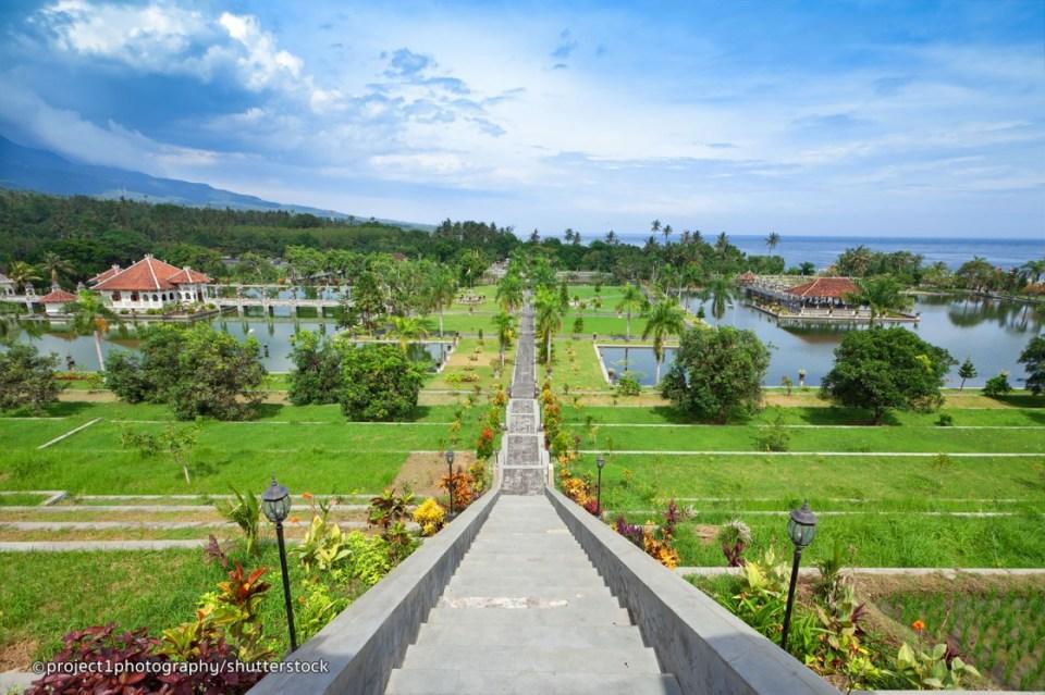 ubud bali water place