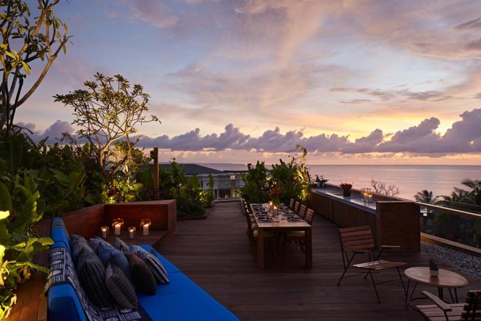 best honeymoon destination Katamama Suites at Desa Potato Head
