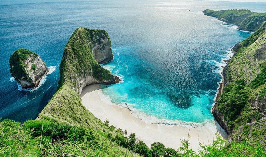 best honeymoon destination Bali, Indonesia