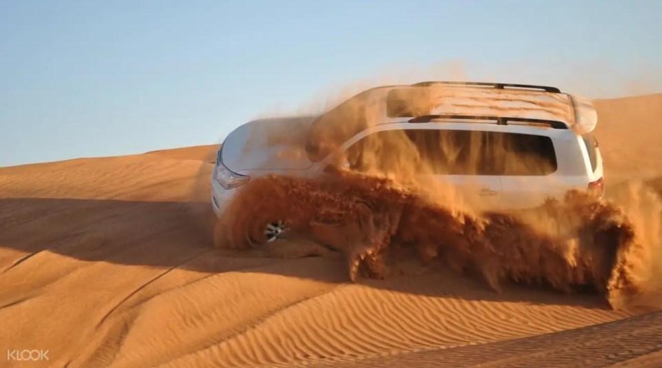 Dubai, United Arab Emirates Evening Desert Safari Tour