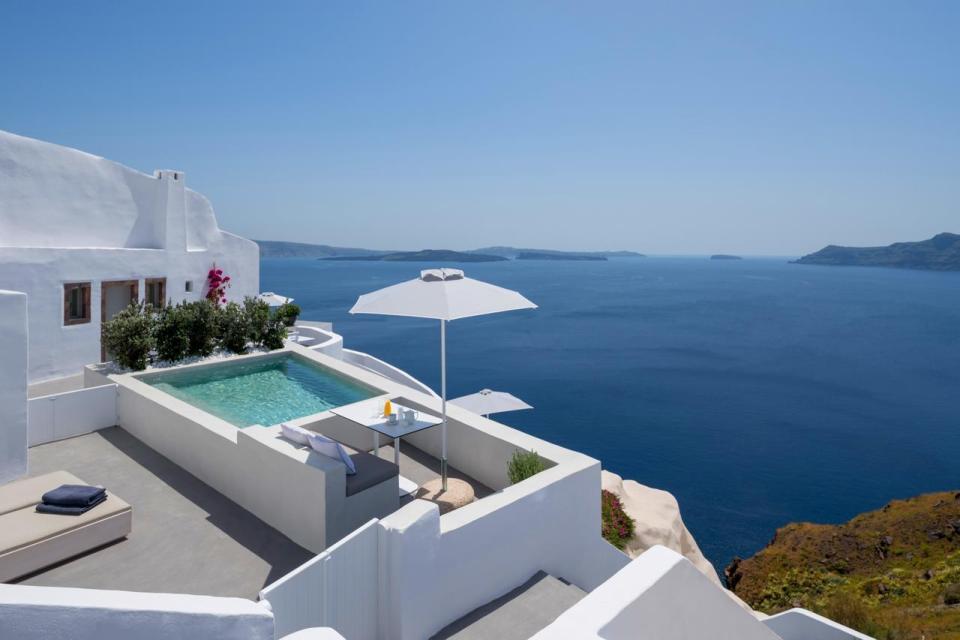 best honeymoon destination Echoes Luxury Suites