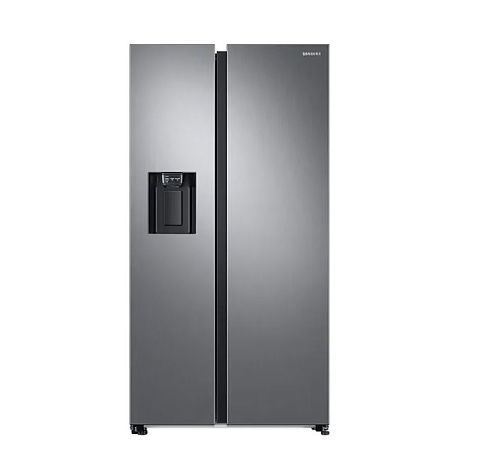 Samsung RS68N8322S9 617Litre Side-by-Side Fridge Singapore with Twin Cooling Plus, 3 Ticks