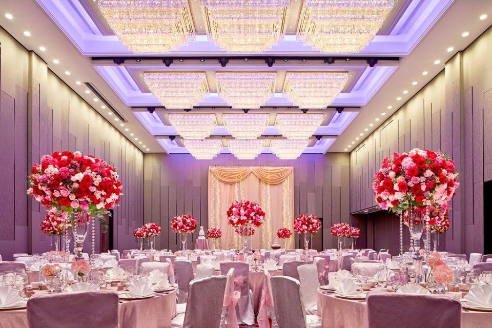 wedding venues singapore Sheraton Towers Singapore - Grand Ballroom