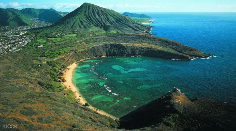 Hawaii, USA Blue Hawaii Oahu EcoStar Helicopter Tour