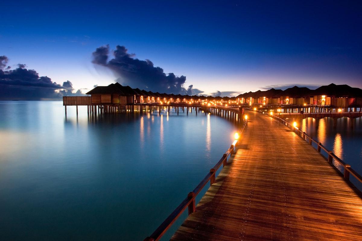 The Sun Siyam Iru Fushi Maldives Resort