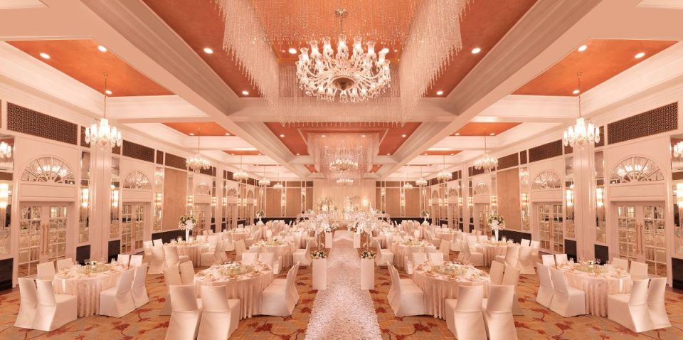 wedding venues singapore InterContinental Singapore_Grand Ballroom