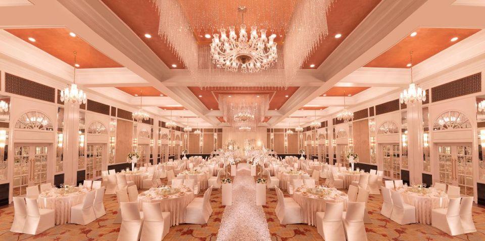 wedding venues singapore InterContinental Singapore_Grand Ballroom