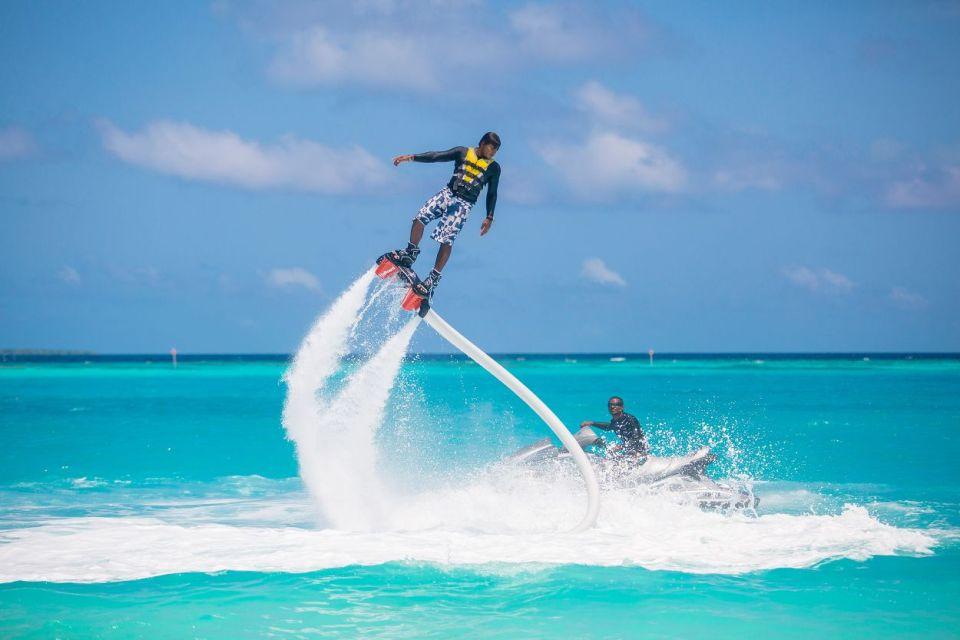 watersports maldives