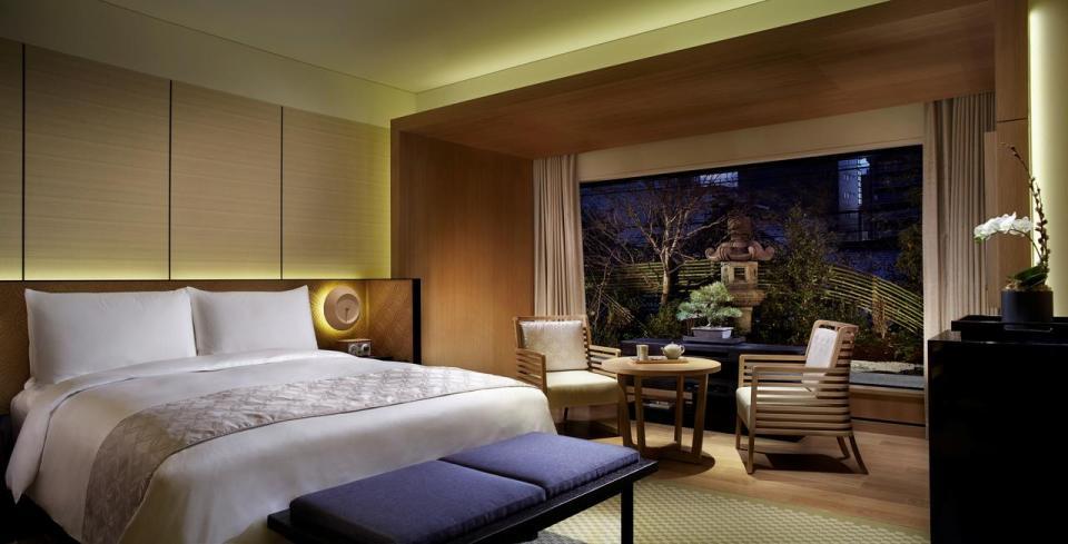 best honeymoon destination The Ritz-Carlton Kyoto