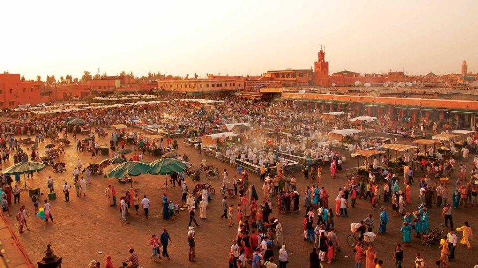 best honeymoon destination Marrakech, Morocco