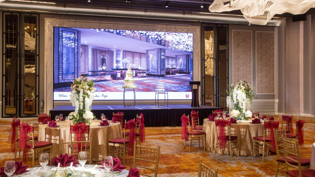 orchard hotel wedding venues singapore