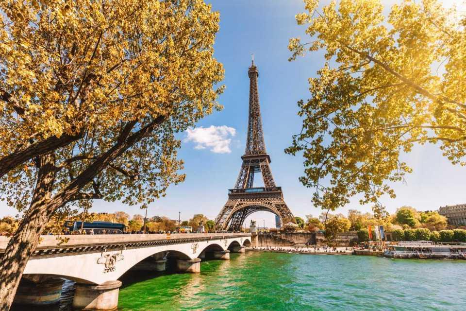 best honeymoon destination Paris, France