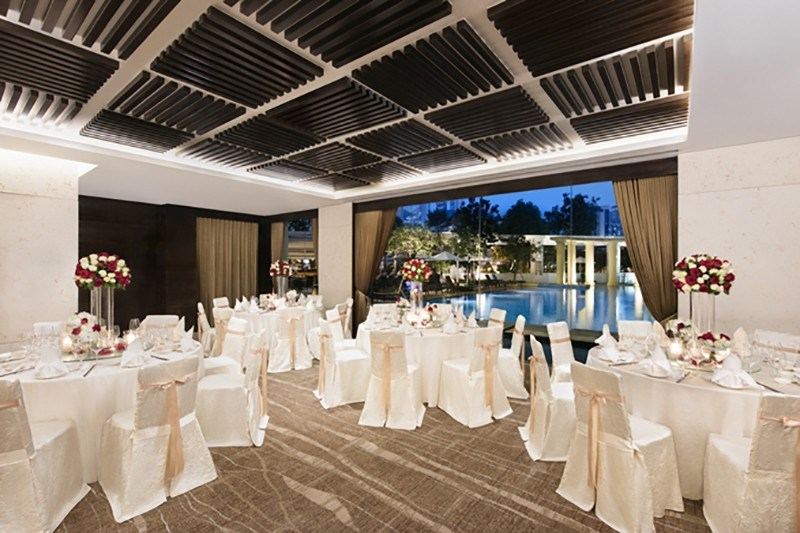 wedding venues singapore park hotel clarke quay