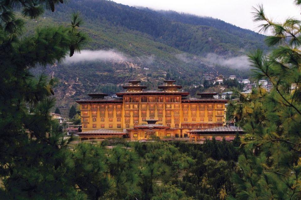 best honeymoon destination Taj Tashi Bhutan