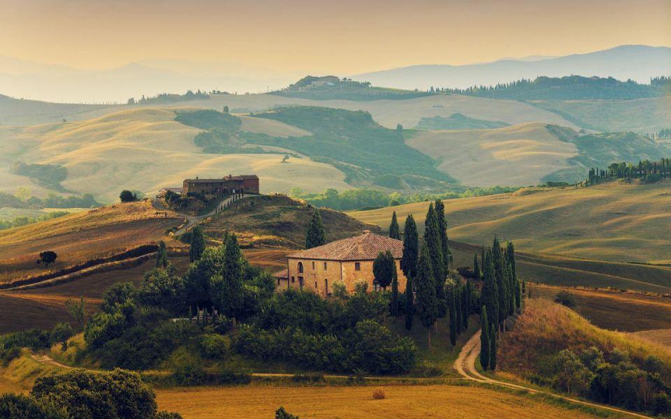 best honeymoon destination Tuscany, Italy