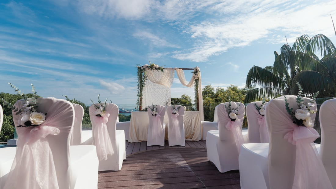 amara poolside wedding venues singapore