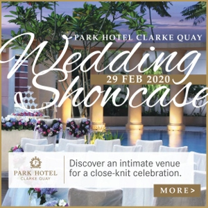 Park Hotel Clarke Quay Weddings