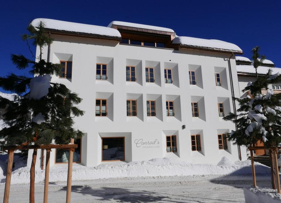 switzerland honeymoon Conrads Mountain Lodge