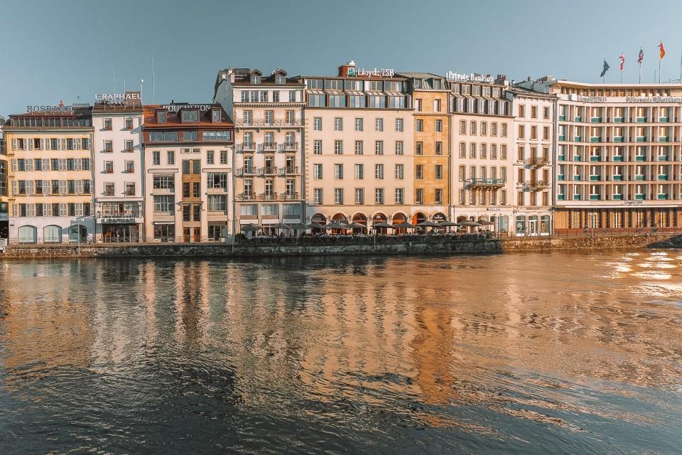 switzerland honeymoon Geneva