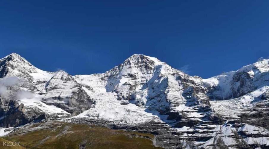 switzerland honeymoon Glacier Jungfrau Day Tour from Zurich