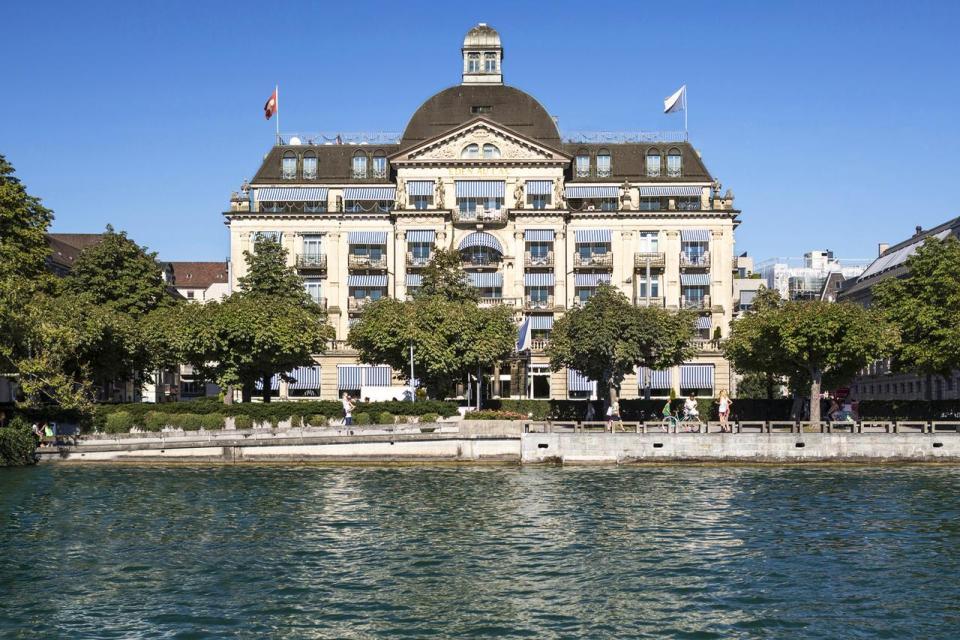 switzerland honeymoon La Reserve Eden au Lac Zurich